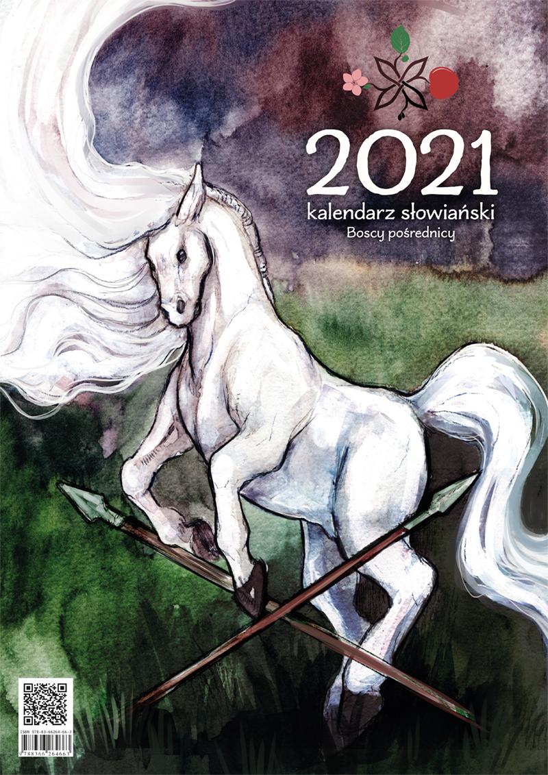 Okładka - arkoński koń wróżebny